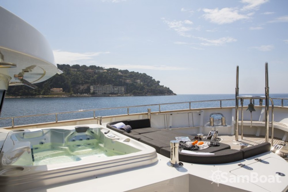 """Alquiler Yates en Nápoles - Fifth-Ocean-Yachts 23.90 metres (78' 5"""")"""