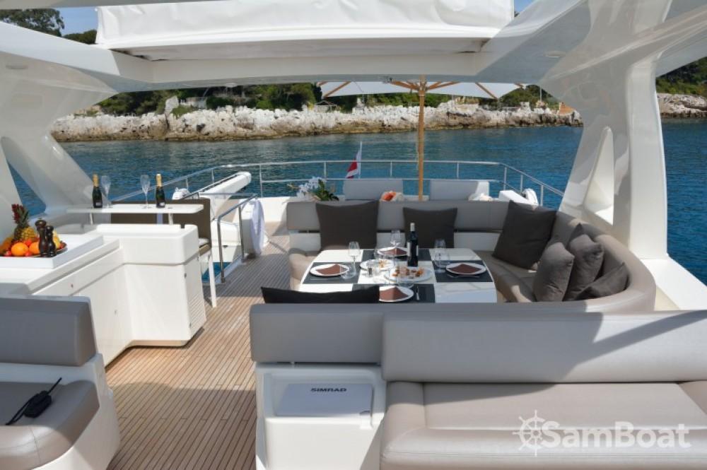 Yate para alquilar Cannes al mejor precio