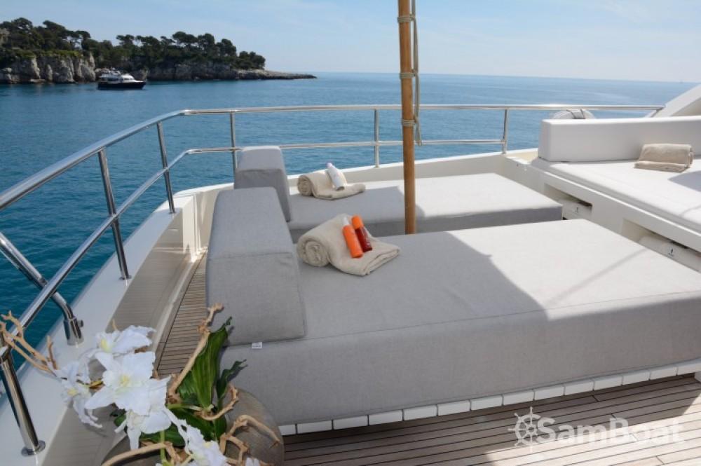 "Alquiler Yate en Cannes - Ferretti 24.71 metres (81' 1"")"