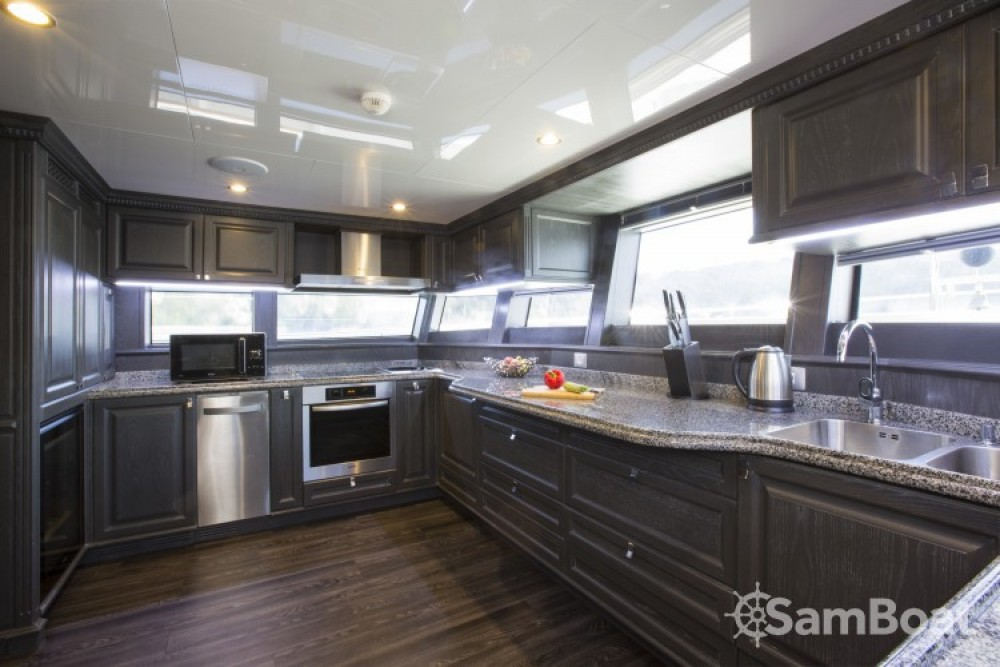Alquiler Yates Fifth-Ocean-Yachts con título de navegación