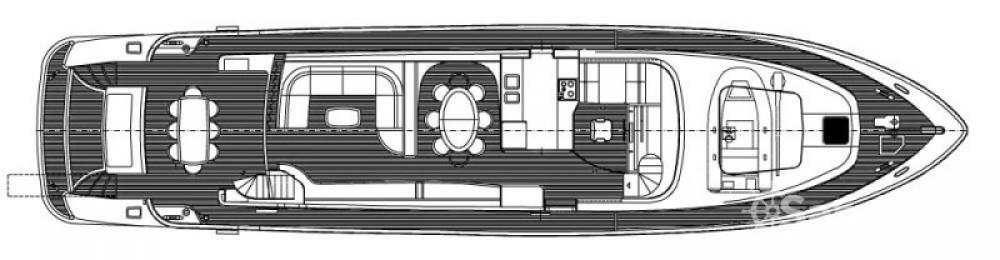 Alquiler de barcos Maiora 24.00 metres (78') enGolfe-Juan en Samboat