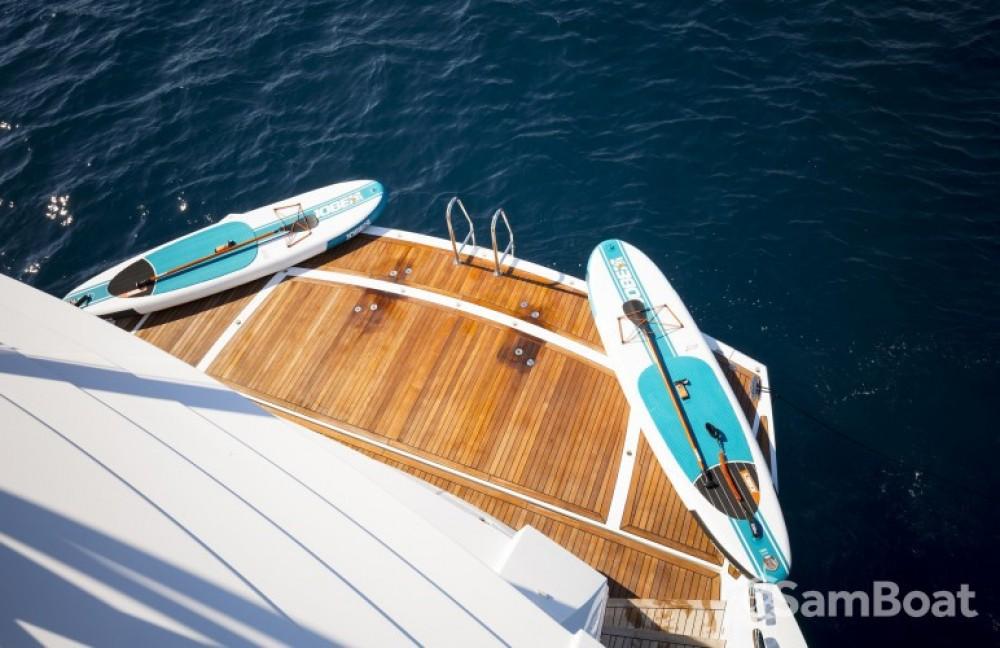 "Alquiler de yate Saint-Tropez - Sunseeker 28.15 metres (92' 4"") en SamBoat"