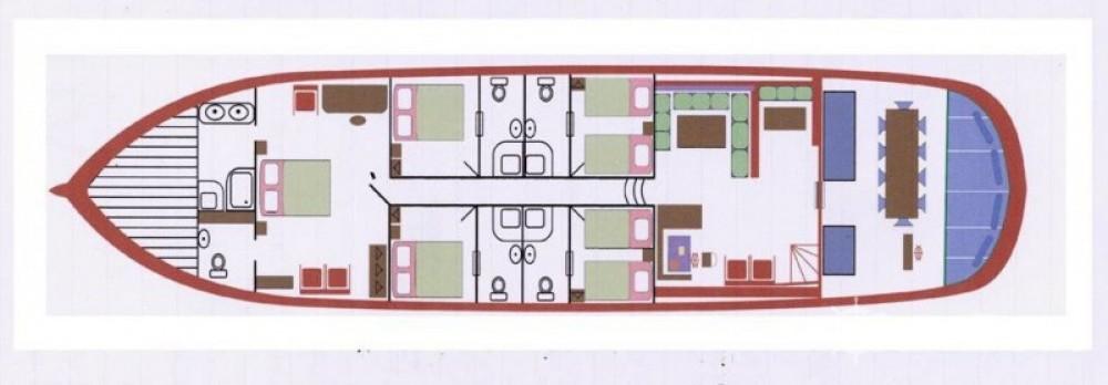 Alquiler de yate Cannes - Custom 32.00 metres (105') en SamBoat
