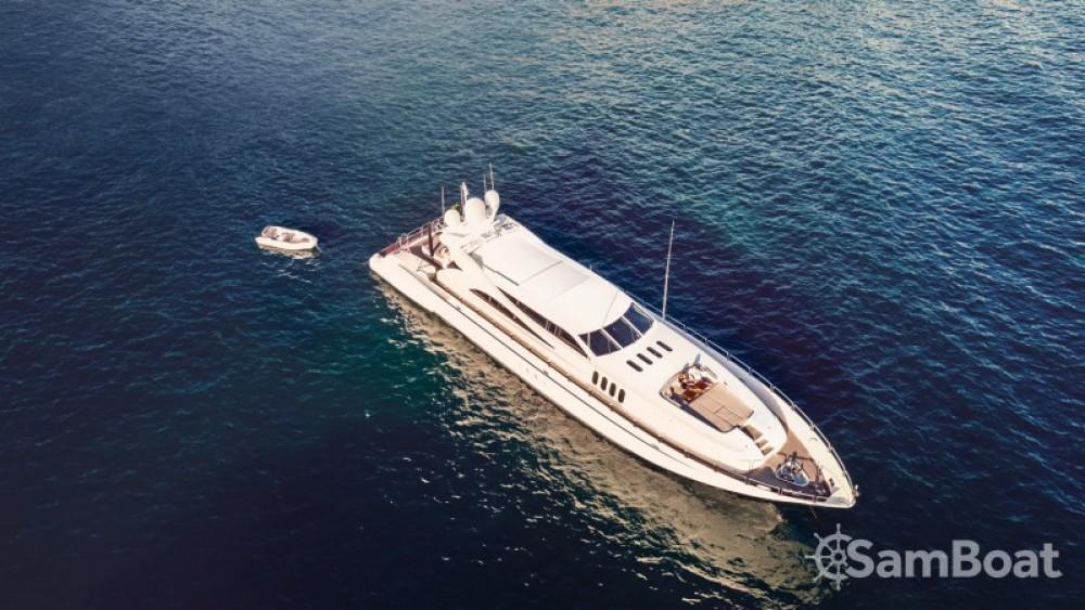 "Alquiler Yates en Cannes - Andrea-Bacigalupo 34.11 metres (111' 11"")"