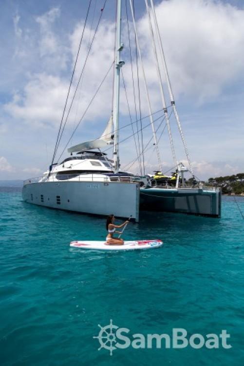"Alquiler Catamarán en Baviera - Olivier-Racoupeau 31.00 metres (101' 8"")"