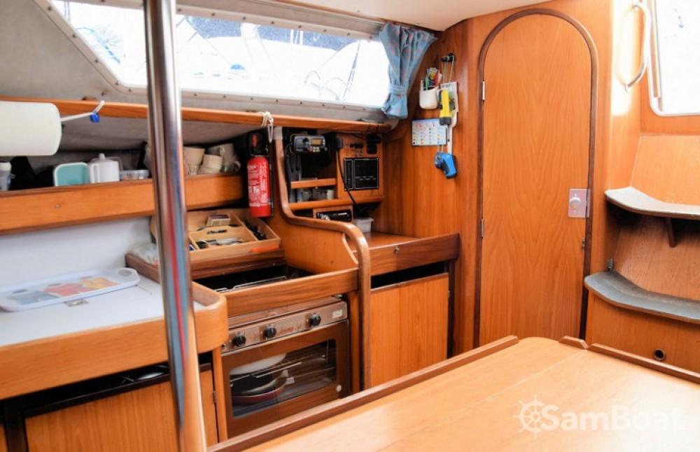 Alquiler Velero en Pays de la Loire - Gibert Marine Gib Sea 282 Di