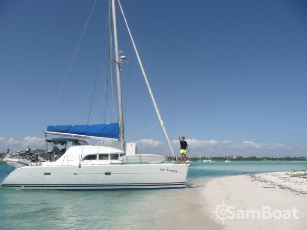 Alquiler de barcos Martinica barato de Lagoon 380