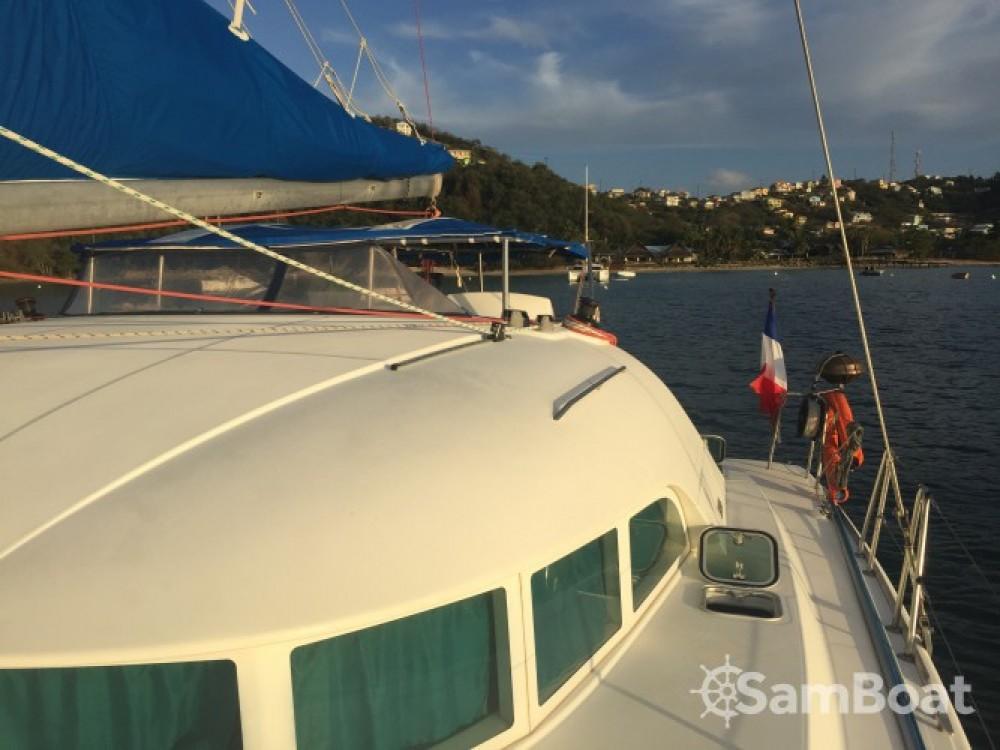 Alquiler de barcos Lagoon Lagoon 380 enMartinica en Samboat