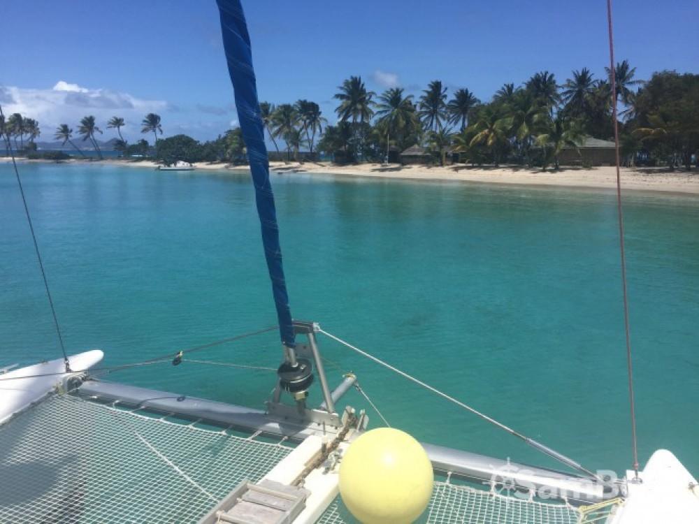 Alquiler Catamarán en Martinica - Lagoon Lagoon 380