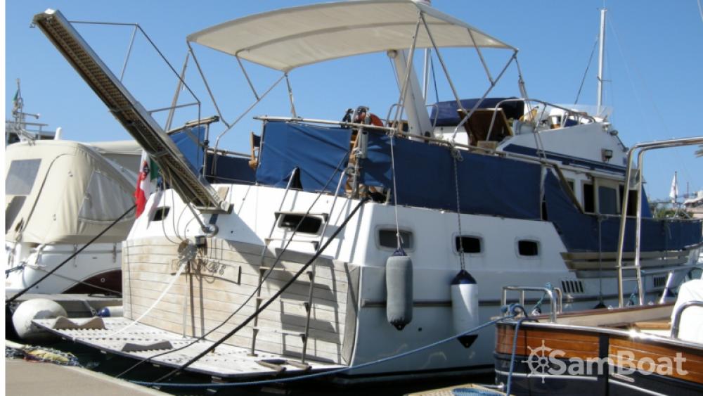 Alquiler de yate Milazzo - Trawler Trawler 40 en SamBoat