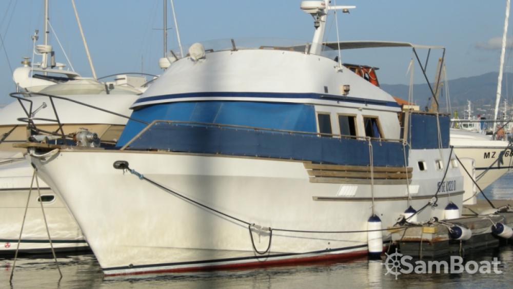 Alquiler de barcos Trawler Trawler 40 enMilazzo en Samboat