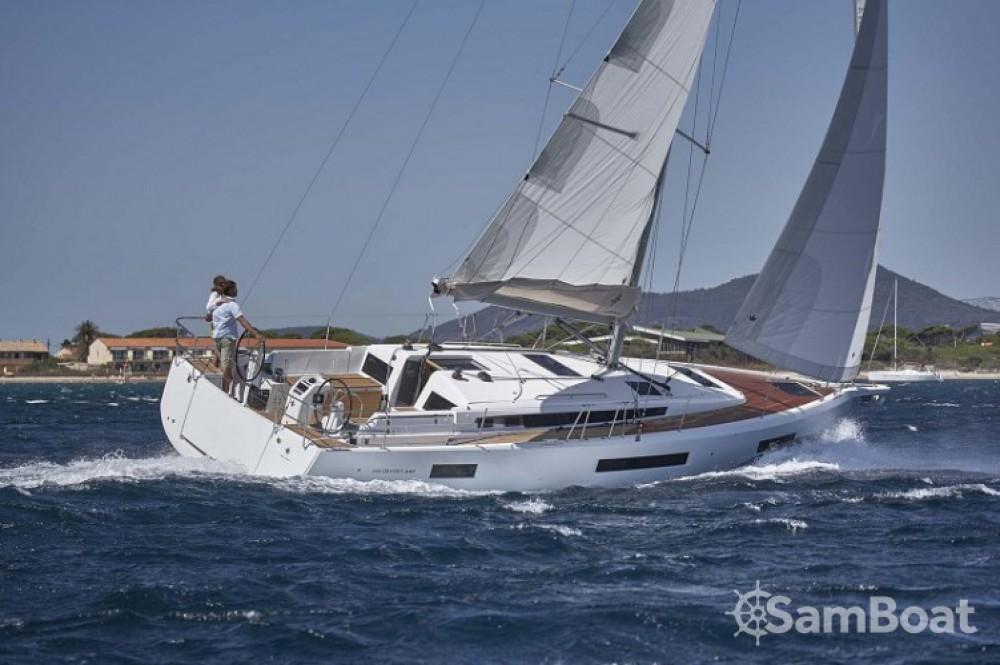 Alquiler Velero en Seget Donji - Jeanneau Sun Odyssey 440