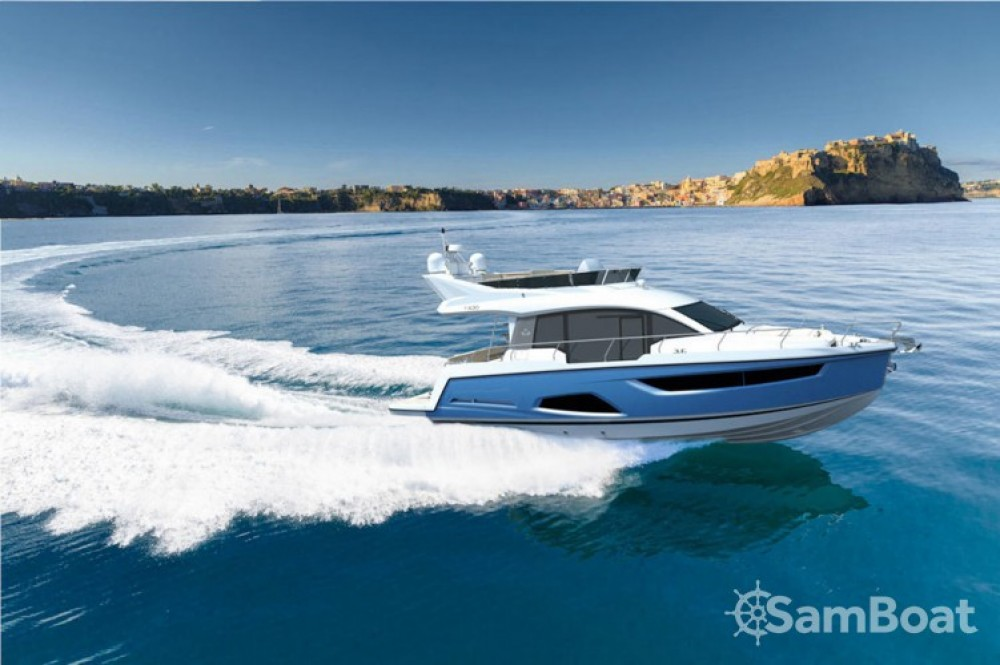 Alquiler Lancha Sealine con título de navegación