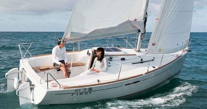 Alquiler de barcos Bénéteau First 21.7 enBrest en Samboat