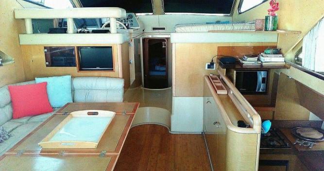 Alquiler de yate Porto-Vecchio - Ferretti 145 Fly en SamBoat