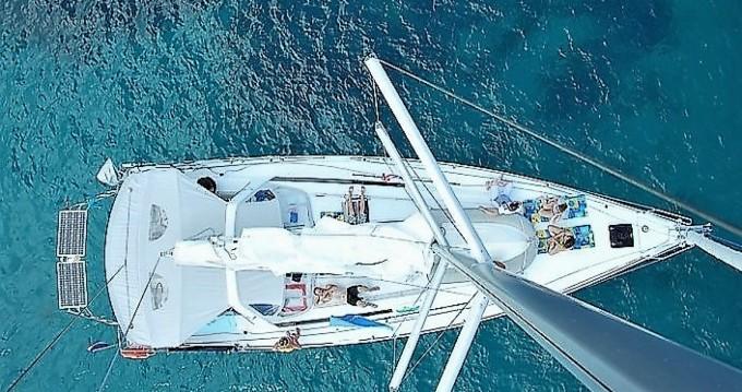 Bénéteau Oceanis 45 entre particulares y profesional Golfe-Juan