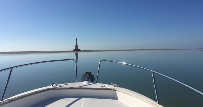 Alquiler de barcos Royan barato de Cap Camarat 7.5 WA