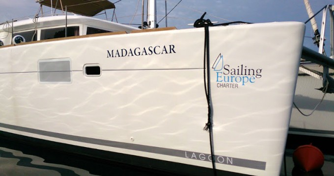 Alquiler de yate Rogač - Lagoon Lagoon 450 en SamBoat