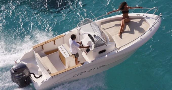 Alquiler de yate Llafranc - Capelli Cap 21 WA en SamBoat