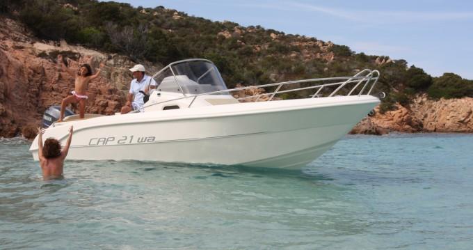Alquiler de barcos Llafranc barato de Cap 21 WA