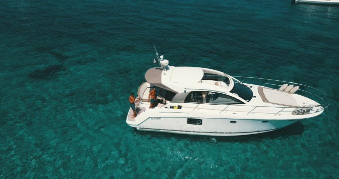 Alquiler de barcos Prestige Prestige 390 S enAntibes en Samboat