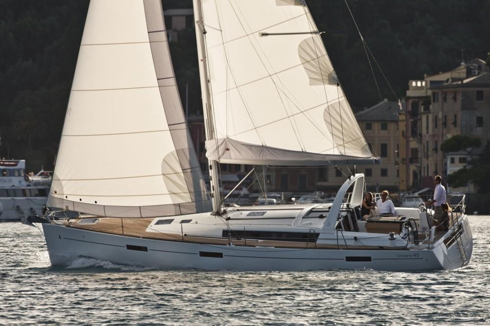 Alquiler de barcos Bénéteau Oceanis 45 enMarsella en Samboat