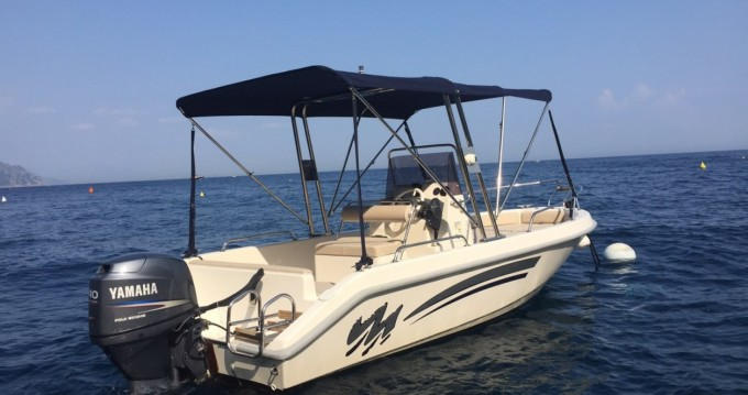 Terminal Boat BARCA OPEN TERMINAL BOAT 18 entre particulares y profesional Salerno