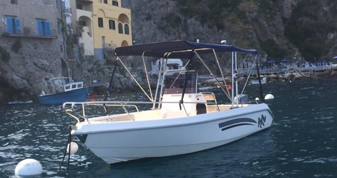 Alquiler de Lancha, con o sin patrón Terminal Boat Salerno