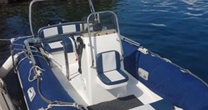 Alquiler de barcos Falcon Falcon 520 enTahití en Samboat