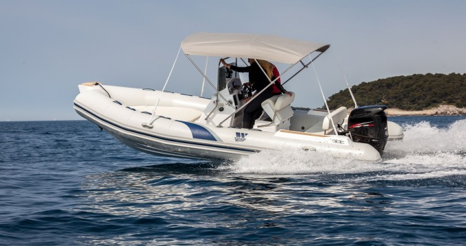 Alquiler de yate Vrsar-Orsera - Tiger SPORTLINE 550 en SamBoat
