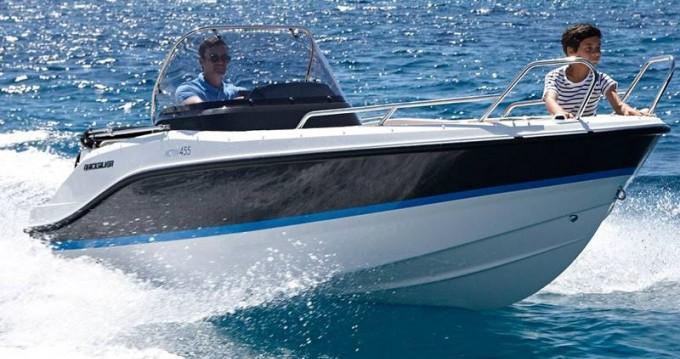 Alquiler de barcos Can Pastilla barato de B455 'Theia' (no licence)
