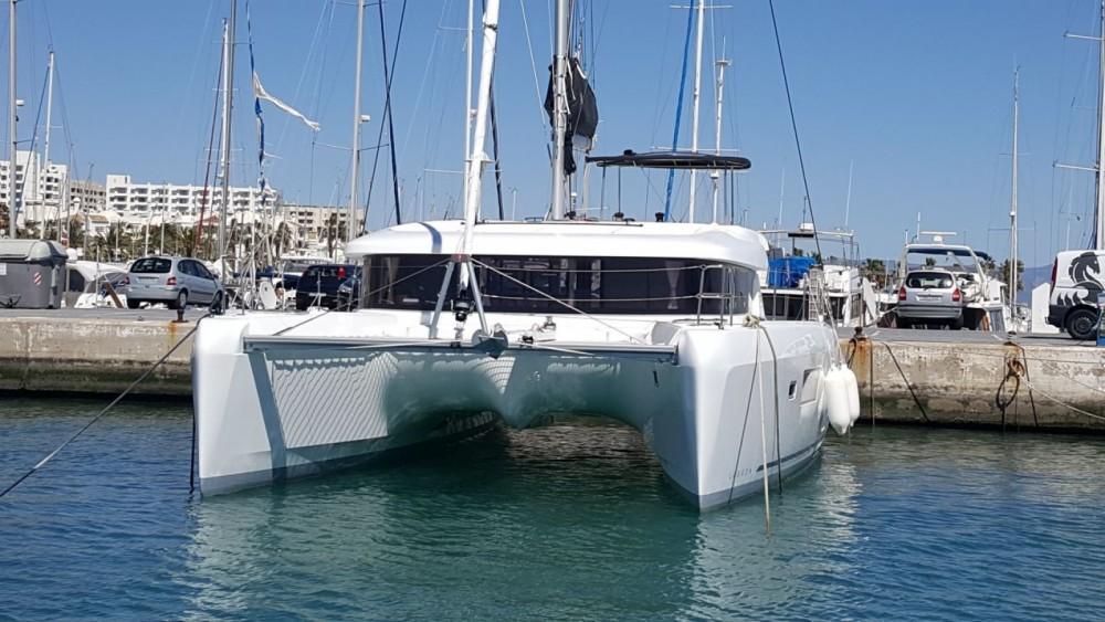 Alquiler de barcos San Antonio Abad barato de Lagoon 42