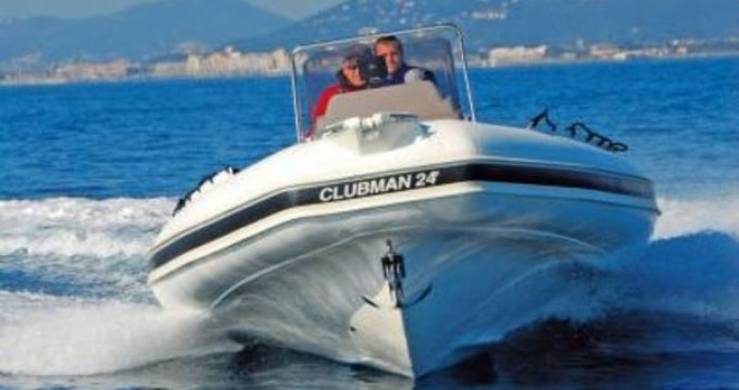 Alquiler Neumática en Pianottoli-Caldarello - Joker Boat Clubman 24