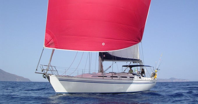 Alquiler de Gibert Marine Gib Sea 442 en Isola Lipari