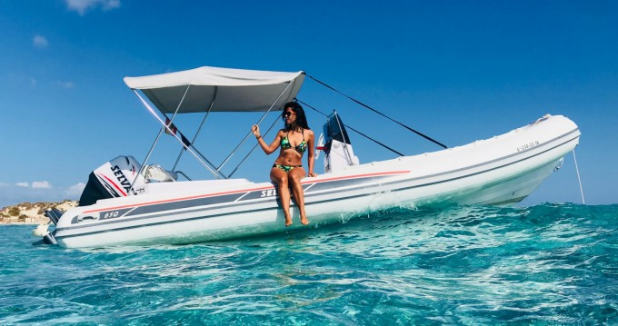 Alquiler de barcos Ibiza (Ciudad) barato de DS Evolution