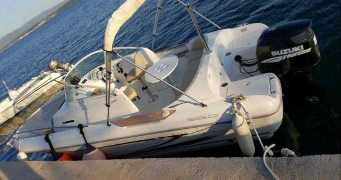 Alquiler Lancha en Novi Vinodolski - Bénéteau Flyer 650 Sun Deck