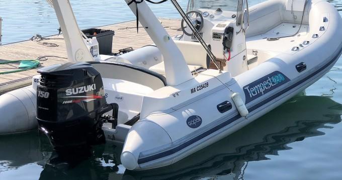 Alquiler de yate Pointe-Rouge - Capelli Tempest 625 en SamBoat
