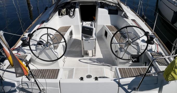 Alquiler de barcos Toulon barato de Sun Odyssey 439