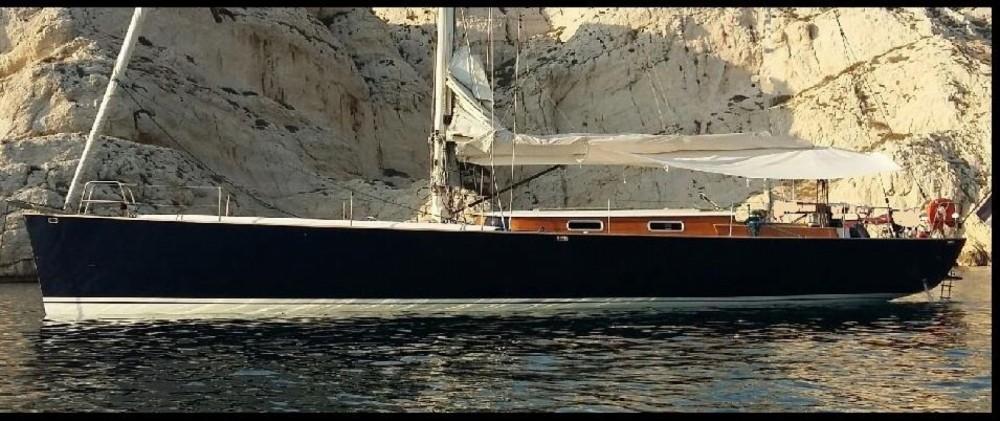 Alquiler de Velero, con o sin patrón H2O Yachts Marsella