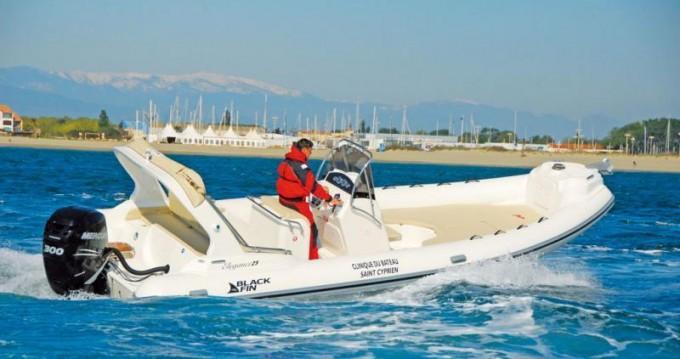 Alquiler de yate Saint-Cyprien - Black Fin Blackfin 25 Elegance en SamBoat
