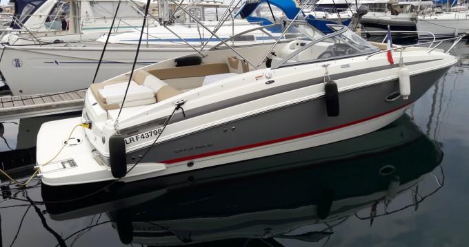 Alquiler de barcos Mandelieu-la-Napoule barato de Bayliner 742 Cuddy
