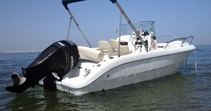 Alquiler de barcos Sessa Marine Key Largo 20 enArcachon en Samboat