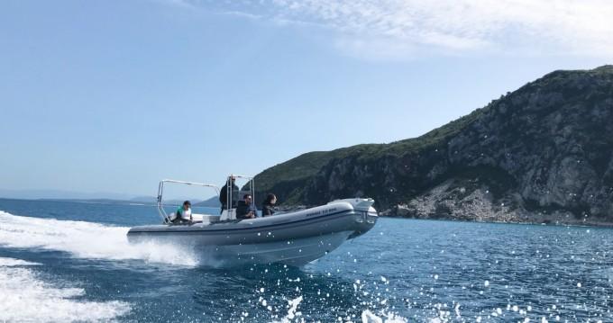 Alquiler de barcos Lefkada (Isla) barato de RIB BOAT