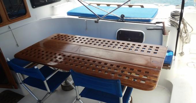 Alquiler Catamarán Jeanneau con título de navegación