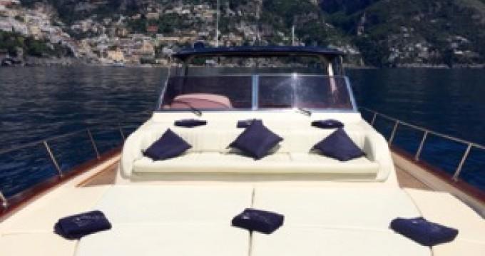 Alquiler Lancha en Positano - Jeranto 11 classic