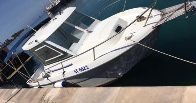 Alquiler de barcos Bénéteau Antares 600 enSplit en Samboat