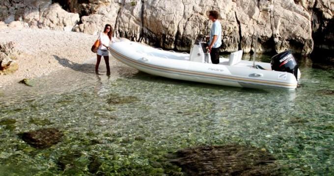 Alquiler de barcos Zodiac Medline 540 enLe Croisic en Samboat