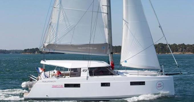 Alquiler Catamarán en Phuket - Nautitech Nautitech 40