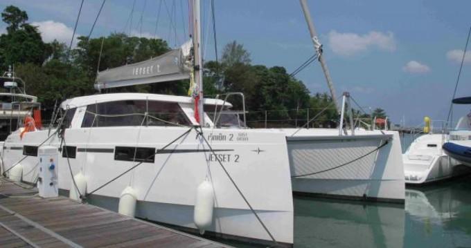 Alquiler de Nautitech Nautitech 40 en Phuket