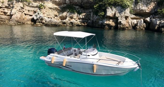 Jeanneau Cap Camarat 6.5 CC Serie 2 entre particulares y profesional Antibes
